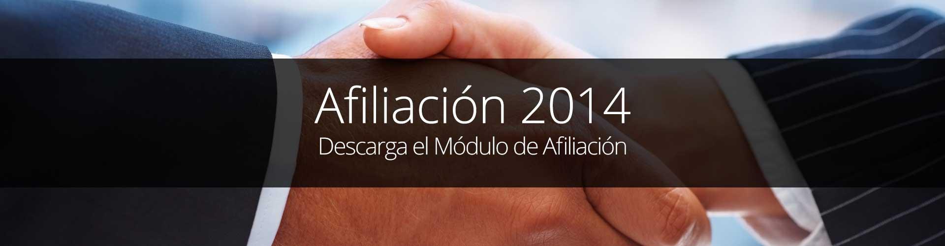 Afiliación 2014