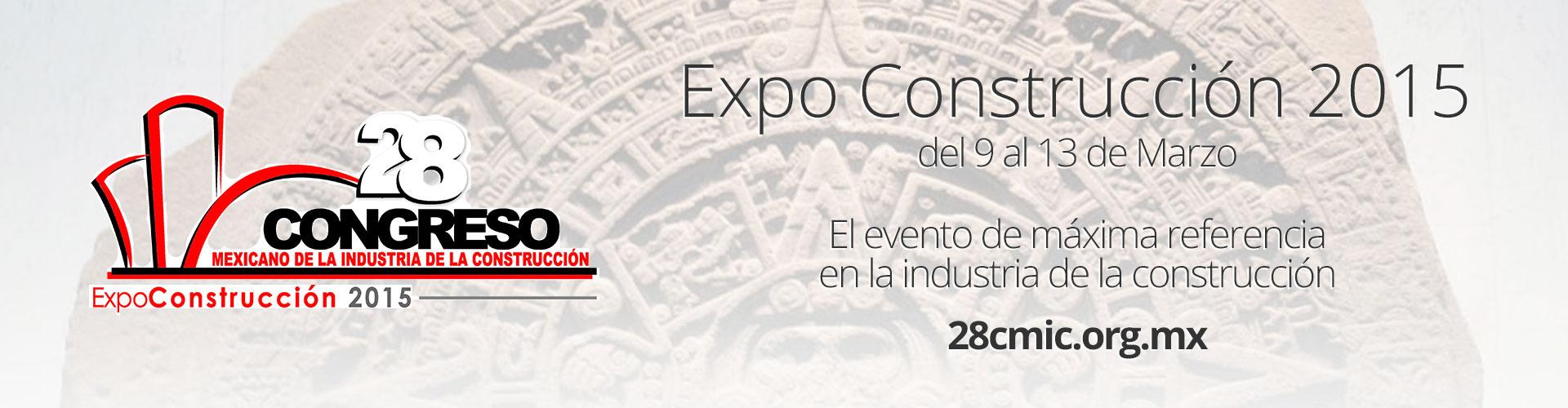 Expo Construcción 2015